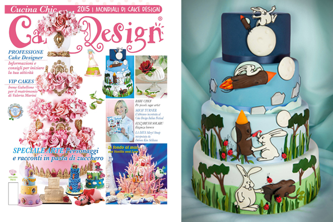 Cake Design Rivista Download ~ milofi.com for .